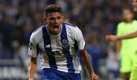 Crónica do FC Porto-Chaves, 1-0: Soares sossegou o Dragão