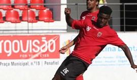 Penafiel-Cova da Piedade, 1-0: Triunfo com a marca de Fábio Abreu