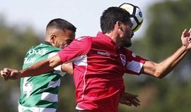 Sporting B-Gil Vicente: 0-1: Penálti de Rui Miguel vale vitória