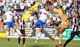 Famalicão-Varzim, 3-1:Três pontos conquistados com reviravolta