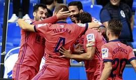 Real Sociedad junta-se ao Barcelona na frente