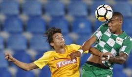 Crónica do Estoril-Moreirense, 0-2: Professor Manuel dá lição de eficácia
