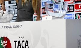 Programa da 2.ª eliminatória da Taça de Portugal