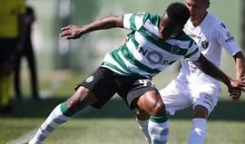 Liga Jovem da UEFA: Sporting arranca com empate na Grécia