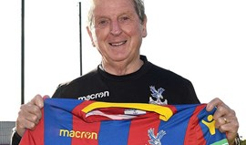 Crystal Palace confirma Roy Hodgson como novo treinador