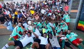 Seleção conclui estágio em Rio Maior com o foco no Euro'2018