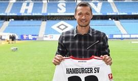 Sejad Halihovic assina pelo Hamburgo