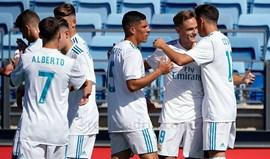 Real Madrid brilha na 1.ª jornada com goleada por 10-0