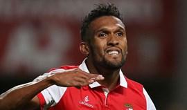 Dyego Sousa convocado no Sp. Braga para visita ao Hoffenheim