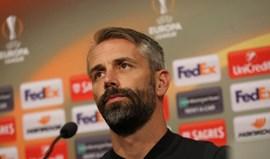 Treinador do RB Salzburgo encara jogo com V. Guimarães sem favoritos
