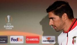 Abel Ferreira quer Sp. Braga corajoso e inteligente na Alemanha