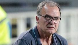 Bielsa revela ter observado 120 futebolistas propostos por Luís Campos