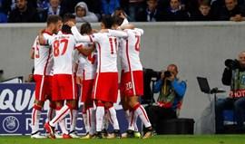 Hoffenheim-Sp. Braga, 1-2