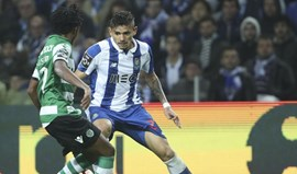 Liga muda hora do Sporting-FC Porto