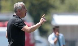 Jorge Costa abandona comando técnico
