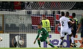 V. Guimarães-RB Salzburgo, 1-1