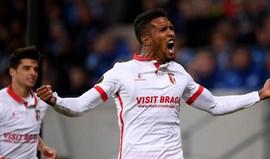 Crónica do Hoffenheim-Sp. Braga, 1-2: Esmiuçar o gato de cambalhota