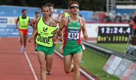 Portugal com cinco atletas na meia maratona do Europeu para deficiência intelectual
