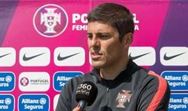 Francisco Neto quer potenciar entrosamento da seleção de futebol feminino