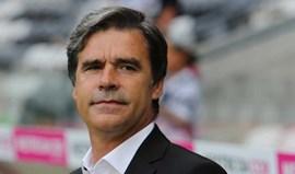 Miguel Leal é o novo treinador