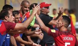 Portugal vence Suíça na Superfinal da Liga Europeia