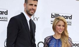 Shakira e Piqué  alvo de rumores de separação