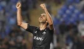 Académica-Sporting, 4-2: Briosa soma segundo triunfo consecutivo
