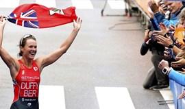 Flora Duffy revalida título mundial ao vencer em Roterdão