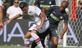 'Gazzetta dello Sport' arrasa João Mário após nova vitória do Inter