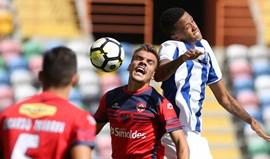 FC Porto B-Nacional, 2-1: dragões impõem a primeira derrota aos madeirenses