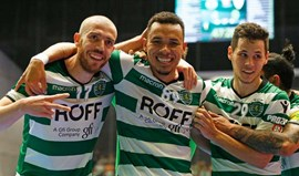 Sporting vence no Fundão (1-3)