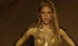 Novo videoclipe de Shakira visto por milhões