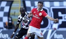 Os jogadores do Benfica um a um: há crise e bem grave
