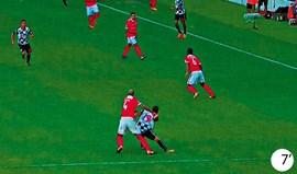 Os casos do Boavista-Benfica