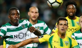 Os jogadores do Sporting um a um: no reino de Sir William