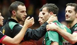 Portugal conquista a medalha de prata no Europeu de ténis de mesa