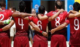 Portugal perde na Superfinal da Liga Europeia