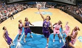 Sparks e Lynx reeditam final da WNBA