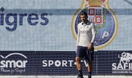 FC Porto prepara Portimonense com Alex Telles e André André em tratamento