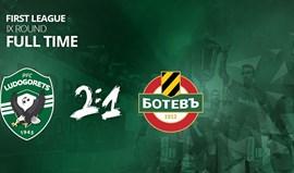 Bulgária: Ludogorets consolida segundo lugar