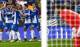 Espanyol vence Celta de Vigo e deixa zona de despromoção