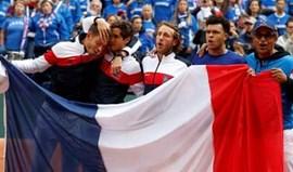 Final da Taça Davis disputa-se em Lille