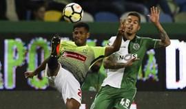 Sporting-Marítimo, 0-0