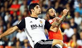 Valencia goleia (5-0) na estreia de Gonçalo Guedes a titular