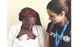 Sara Carbonero viaja ao Senegal pela Unicef