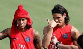 'Guerra' entre Neymar e Cavani: Antero vai propor divisão dos penáltis