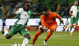 Crónica do Sporting-Marítimo, 0-0: Faltou golo ao lado B