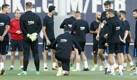 Controlo antidoping a seis jogadores do Barcelona, Messi incluído