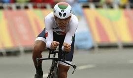 Nelson Oliveira ficou a um lugar da medalha no Mundial