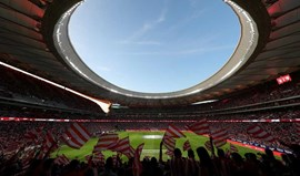 Wanda Metropolitano vai receber final da Champions em 2019